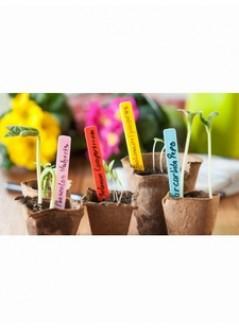 Етикети за орхидеи и други цветя