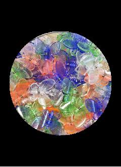 Клипсове Пеперуди - различни цветове