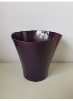 Кашпа за цветя FL 16cм лилав