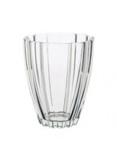 Стъклена кашпа BL 13см прозрачна