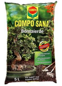 COMPO SANA почва за бонсай 5л.