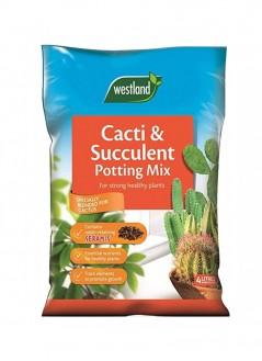 Westland Субстрат за кактуси и сукуленти 4 литра