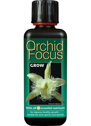 Orchid Focus Grow Тор за растеж